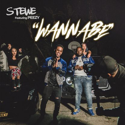 stewe wannabe peezy cover