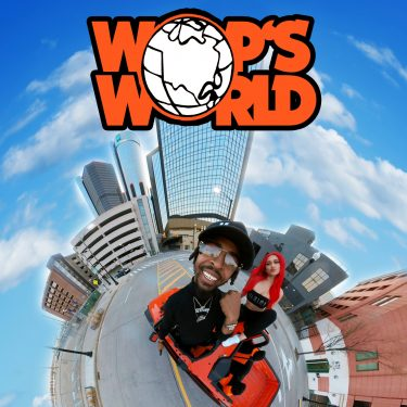 Wops World Cover Front