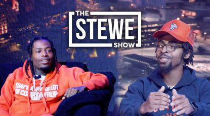 The Stewe Show Snap Interview Cover